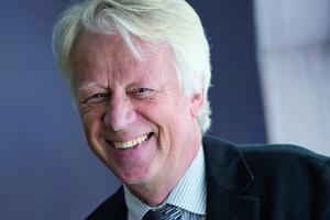 Gerald Engström, Präsident und CEO der Systemair-Gruppe (Foto: Systemair)