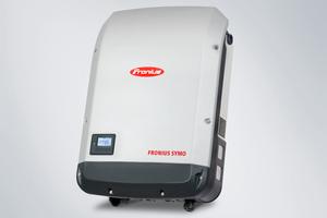 """""""Fronius Symo"""" – mit 10,0 bis 20,0 kW maximale Flexibilität für die Anwendungen von morgen."""