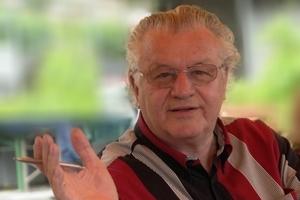 Branchenpionier Hans Sautter feierte im August seinen 80. Geburtstag