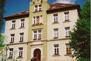 Das Rathaus der Stadt Plochingen<br />