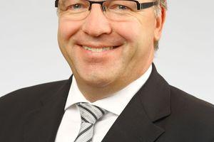 Christian Bolsmann, Pluggit GmbH, ist ein weiteres Vorstandsmitglied.
