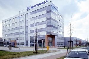 Neubau des Verwaltungs- und Produktionsgebäudes von Motorola (Leistungen pbr: Gesamtplanung)  (Fotograf: Lucas Müller)