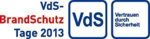 Am 4. und 5. Dezember 2013 finden die VDS-BrandSchutzTage und begleitende VDS-Fachtagungen statt<br />