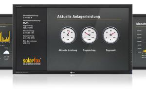 """Sämtliche """"Solarfox""""-Displays werden in öffentlichen Gebäuden mit 2400 € bzw. 1200 € vom Bundesamt für Wirtschaft und Ausfuhrkontrolle (BAFA) gefördert."""