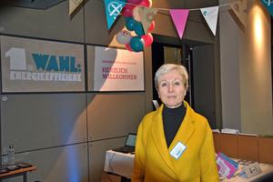 Annette von Hagel, Sprecherin des deneff-Beirates, Architektin und Partnerin bei PKS Kommunikations- und Strategieberatung GmbH verbindet BIM mit Gebäudeautomation und Energieeffizienz.