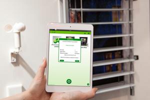 Die Kooperation von MeteoGroup und digitalStrom bietet Hagelschutz in den vier Wänden.