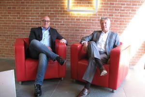 Klaus-Philipp Felderer (li.) und Raimund Schmalzl (re.)   Quelle: Felderer AG