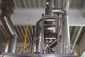 Dank des AWT lässt sich auch die Abwärme der Öfen in Großbäckereien sinnvoll nutzen<br />