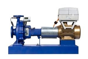 """Der neue """"SuPremE""""-Motor, dessen Produktion ..."""