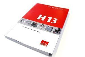 Der Produktkatalog H13 von ACO Haustechnik umfasst auf 356 Seiten mehr als 2200 Produkte des ACO Haustechnik-Sortiments