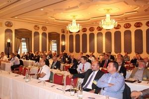 Das Forum GMS fand am 18. Juni 2015 im Mainzer Hilton Hotel statt.