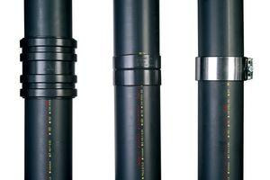 """Bewährte Eigenschaften: Durch die steck-, kleb- und klemmbaren (Spannverbinder) Systemkomponenten und das geringe Gewicht (Werkstoff ist ein voll recyclingfähiger, zweilagiger Kunststoff) ist """"Friaphon"""" universell einsetzbar   (Foto: Girpi)"""