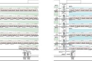 Schema der Datenverkabelung<br />