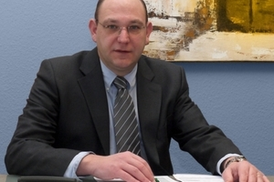 Volker Reifferscheidt ist jetzt auch als Vertriebsleiter für Österreich und die Schweiz verantwortlich