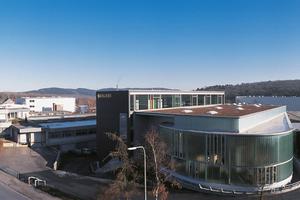 Der Firmensitz von Dallmer