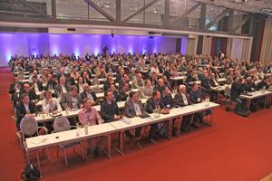 """... im Rahmen der ersten """"Leading Air Convention"""" in Berlin."""