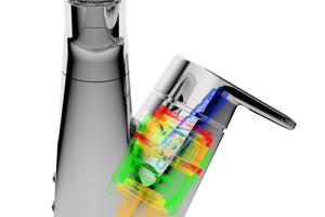 Die Steuerpatrone 4.0 mit Keramikscheiben und einer einstellbaren Heißwassersperre gewährleistet ein einmaliges Wohlfühlerlebnis bei der Wassernutzung.