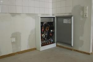 """Danfoss-Wohnungsstationen der Serie """"Termix VMTD-F"""" sind komplette hydraulische Schnittstellen mit einem kompakten, hoch leistungsfähigen Plattenwärmeübertrager, der bei Zapfung sofort Warmwasser zur Verfügung stellt<br />"""