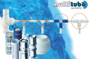 """Ein System, viel Flexibilität, so lässt sich das Konzept von """"Multitubo systems"""" zusammenfassen."""