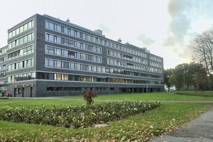 Im 2011 in Duisburg-Mitte eröffneten Zentrum für Berufliche Bildung und Weiterbildung (ZBW) optimiert die Wisag Automatisierungstechnik in den kommenden Monaten die gesamte Mess- und Regelungstechnik<br />