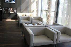 Sitzecke im Loungebereich