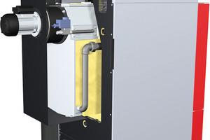 Brennwerttechnik für Pellets, Hackgut und Scheitholz<br />