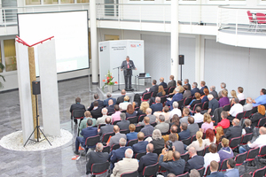Im Rahmen des Forums Wirtschaft und Wissenschaft bot die Jahrestagung des RKW Hessen interessante Vorträge rund um das Thema Marketing und Vertrieb.