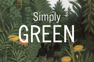 """Das englischsprachige Buch """"Simply Green"""" bietet auf 110 Seiten einen umfassenden Überblick über 13 internationale Gebäudezertifizierungssystem und Gebäudestandards"""