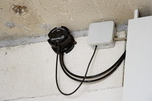 Dieser einfach zu installierende Drucksensor ersetzt bei einer elektronischen DDA die wartungsintensive Regelklappe einer mechnischen RDA auf dem Dach.<br />