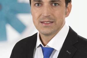 Christoph Eberl ist Außendienstmitarbeiter für die Region Südostbayern der Systemair GmbH.