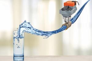 Das motorisierte Trinkwasserventil von Belimo überzeugt durch seine Kompaktheit und den zertifizierten Zwei-Wege-Kugelhahn, der in Kombination mit dem bewährten Drehantrieb, die Funktionalität der Trinkwasserinstallation wartungsfrei gewährleistet