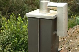 """Der """"FutureRefine"""" wird im Mündungsbereich der Abgasanlage montiert"""