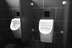 """Urinal-Elektronik """"Ambition E"""": Die A-Klassifizierung nach WELL bestätigt die Best- Bewertung bei """"Energieeffizienz"""", """"Wassereinsparung"""" und """"Hygiene""""."""