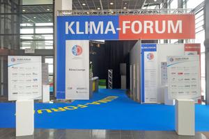 """Im Rahmen der """"Aircontec"""" veranstaltet der Fachverband Gebäude-Klima e.V. (FGK) auf der ISH 2015 in Halle 11.1 ein Klimaforum."""