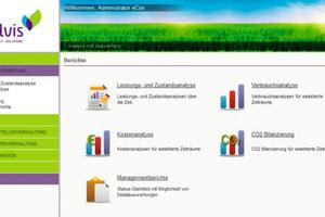 "Software ""Energie-Desk"" der visalvis GmbH<br />"