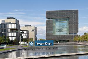 Campus um das ThyssenKrupp-Hauptquartier