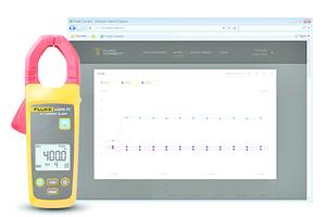 Die intuitiv erfassbare Anzeige für mehrere Messungen verbessert die produktive Nutzung der Daten.