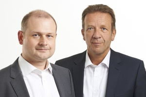 Zu Geschäftsführern bei Tece berufen: André Welle (links) und Hans-Joachim Sahlmann.