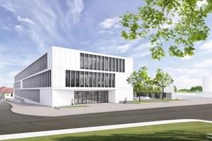 Neubau für die TU Dresden  (Bild: Heinle, Wischer und Partner, Freie Architekten)