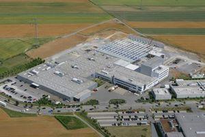 Über 70 Mio. € investierte Bitzer in den vergangenen zehn Jahren am Standort Rottenburg-Ergenzingen