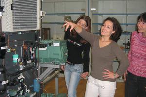 Kälte-Klima-Absolventen der Hochschule Karlsruhe haben überdurchschnittlich gute Berufsaussichten<br />