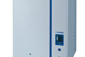 "Dampf-Luftbefeuchter ""Condair RS"" mit patentiertem Kalkmanagement"