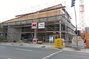 Als im Jahr 2012 das alte Kino in Fürth abgerissen wurde, plante Inhaber Alfred Ach ein modernes Multiplex-Kino mitten in der Stadt.
