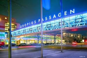 Caverion modernisiert das größte Einkaufszentrum Berlins. (Foto: mfi)