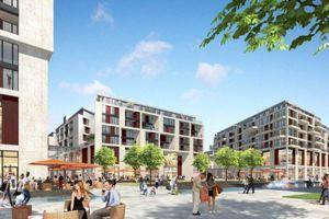 Das Milaneo in Stuttgart soll Ende 2014 eröffnet werden