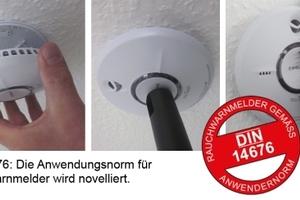 Die DIN 14676 wird aktualisiert