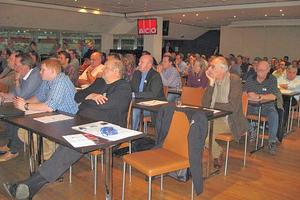 Das diesjährige Fachsymposium in Düsseldorf stand ganz im Zeichen der Entwässerung von Gebäuden als einem Megathema der TGA