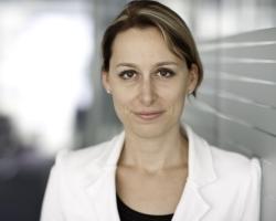 Die neue Geschäftsführerin Dr. Christine Lemaitre