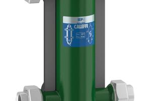 """Die """"SEP4"""" vereint vier Komponenten mit denen sie hydraulisch entkoppelt, ..."""
