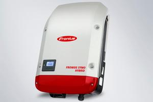 """Fronius-""""Symo Hybrid"""" – mit 3, 4 und 5kW die individuelle Speicherlösung für 24Stunden Sonne."""
